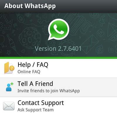 Download whatsapp messenger for blackberry bold 9780